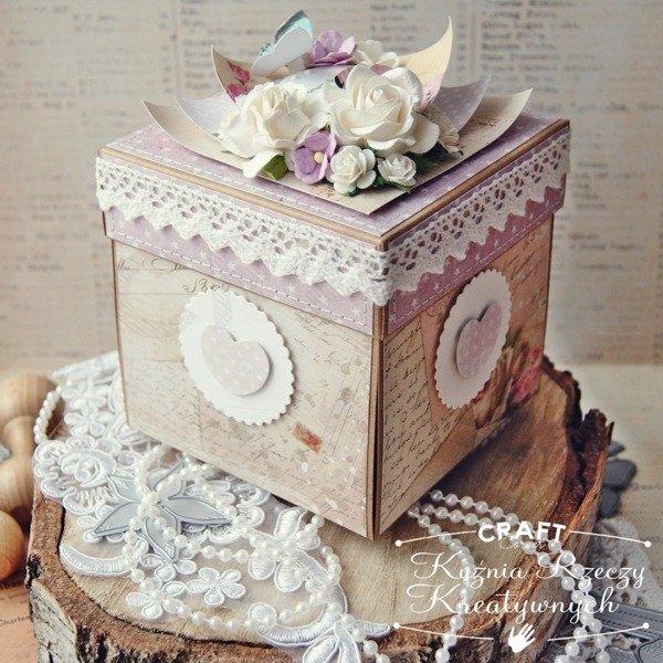 Exploding Box craft - GoatBox